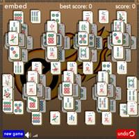 Embed Diamond Mahjong