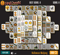 Halloween Mahjong screenshot medium