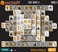 Halloween Mahjong screenshot medium