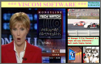 AV Manager Digital Display Software