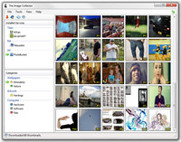 The Image Collector screenshot medium