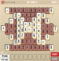 Mathjong
