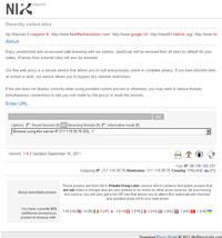 NiX Web Proxy Script