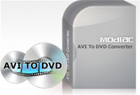 Modiac AVI to DVD Converter