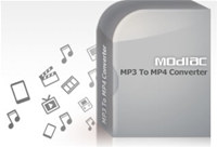 Modiac MP3 to MP4 Converter