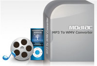 Modiac MP3 to WMV Converter