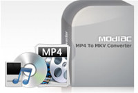 Modiac MP4 to MKV Converter