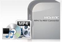 Modiac MP4 to MKV Converter screenshot medium