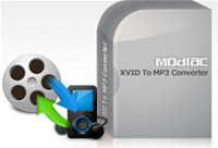 Modiac Xvid to MP3 Converter