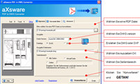 aXsware pdf to dwg converter 2011.09