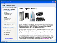 Hdmi Capture Toolkit