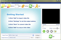 Cute MP4 to AVI Converter