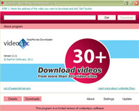 video4pc KeezMovies Downloader screenshot medium