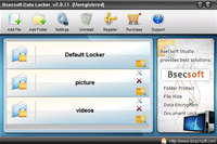 Bsecsoft Data Locker