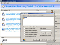 Advanced Desktop Shield screenshot medium