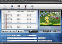 Nidesoft DVD to BlackBerry Converter