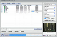 bvcsoft DPG to Archos Video Converter screenshot medium
