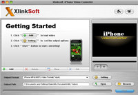 Xlinksoft iPhone Video Converter