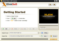 Xlinksoft Video to AVI Converter