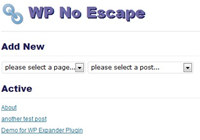 WordPress Exit Pop Up