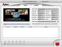 Aplus FLV to mpeg Converter