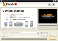 Xlinksoft Video Converter Platinum screenshot medium