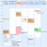 Professional Calendar Web Part