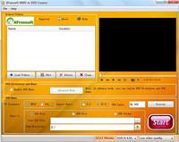 XFreesoft WMV to DVD Creator