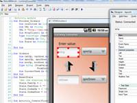 Basic4android screenshot medium