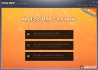Modiac MP4 Converter