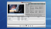 Aplus Video to iPod PSP 3GP Converter