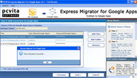 Outlook to Google Apps Migration Tool