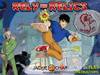 Jackie Chan Rely on Relic screenshot medium