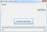 LotApps Free PDF to HTML Converter