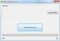LotApps Free PDF to Text Converter