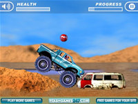 4 Wheel Madness screenshot medium