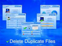 Delete Duplicate Files Easily