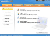 WinUtilities Free Edition screenshot medium