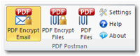 PDF Postman Email Encryption for Outlook