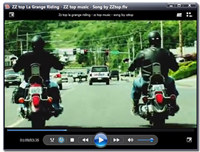 FREE FLV Video Player