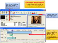 Video Edit Magic Express screenshot medium