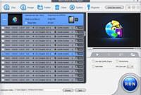 WinX DVD to iPad Ripper screenshot medium
