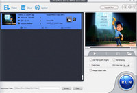 WinX Free 3GP to MPEG Converter