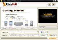 Xlinksoft WMA Converter screenshot medium