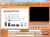 XFreesoft DVD to FLV Converter