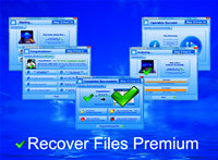 Restore Files from IBM drive Platinum screenshot medium