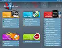 Best4VideoSuite screenshot medium