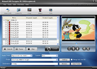 Nidesoft DVD Decrypter screenshot medium