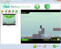 Boxoft Flash Package Builder screenshot medium