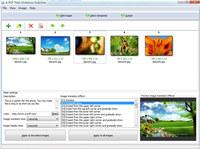 Boxoft Flash SlideShow Creator screenshot medium